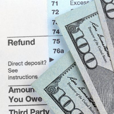 7 Brilliant Ways to Use Your Tax Refund